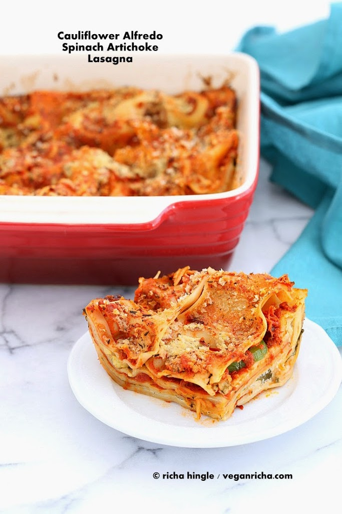 The best 20 food blogs in india cauliflower lasagna forumfinder Image collections