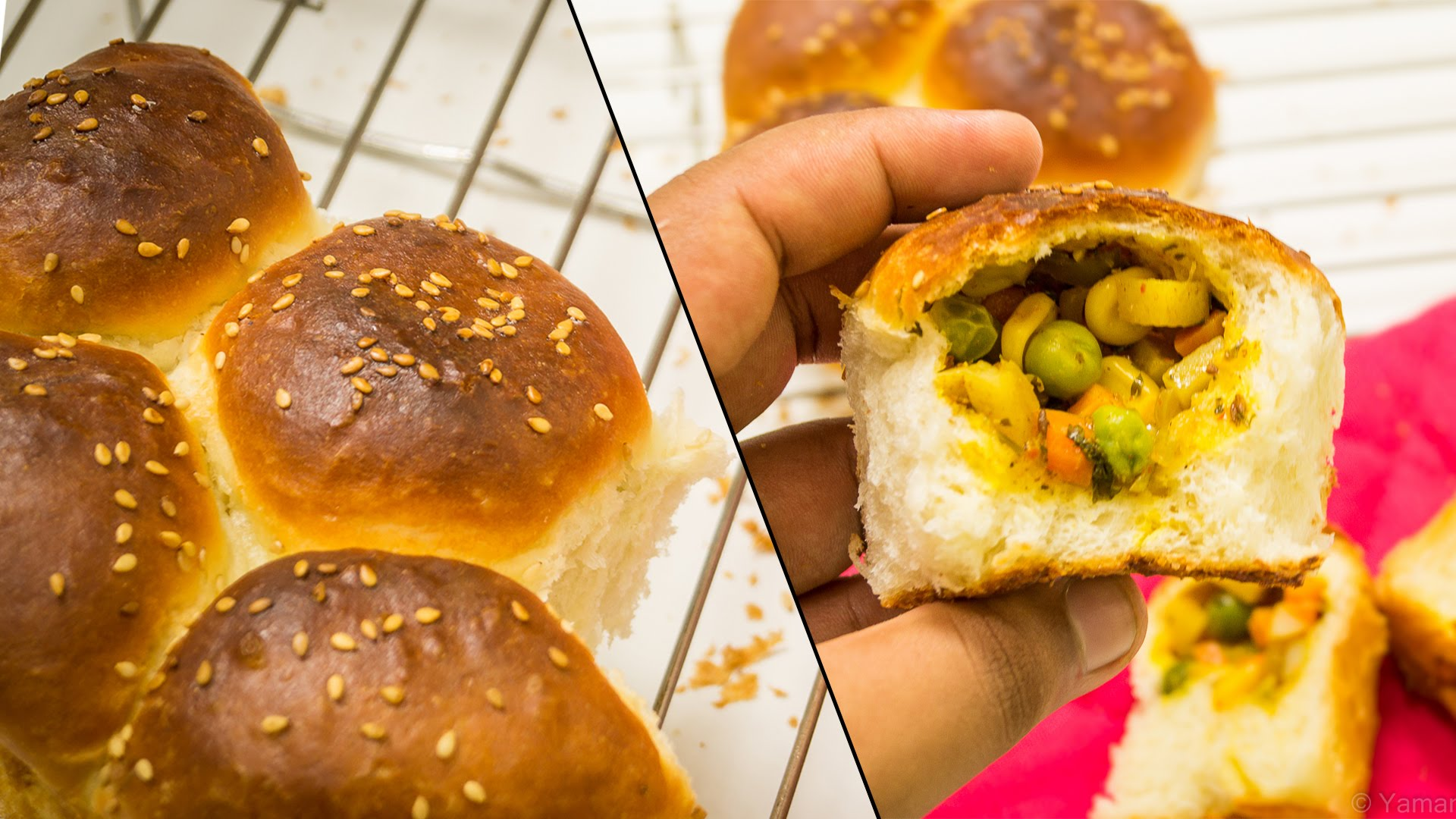 The best 20 food blogs in india stuffed masala bun forumfinder Image collections