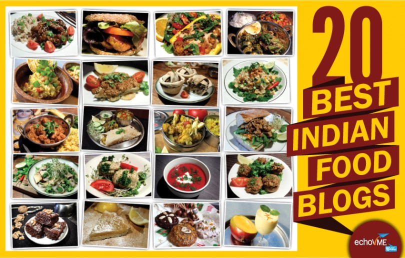 The best 20 food blogs in india the top 20 indian food blogs compiled by echovme forumfinder Gallery