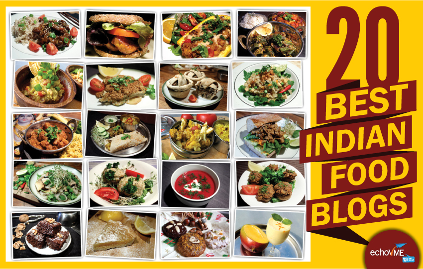 Top  Indian Food Bloggers