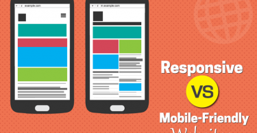 responsive vs mobile friendly website