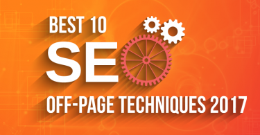 off page seo technques 2017