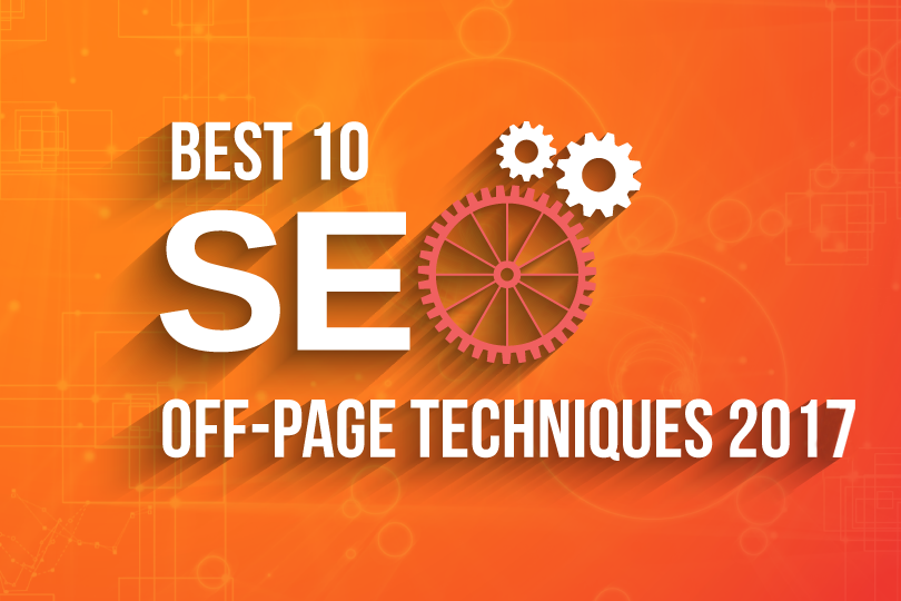 10 Best off-page SEO Trends and Techniques 2017
