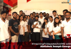 InspiringFridays at echoVME with Abhishek Joseph George
